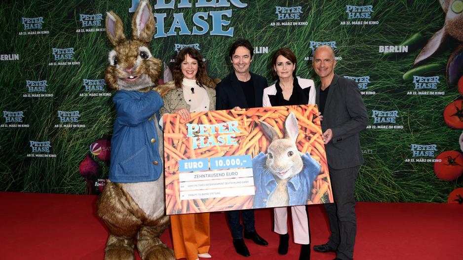 Sony Pictures Peter Hase